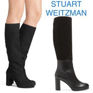 🆕Stuart Weitzman Marcella Platform Knee High Boot